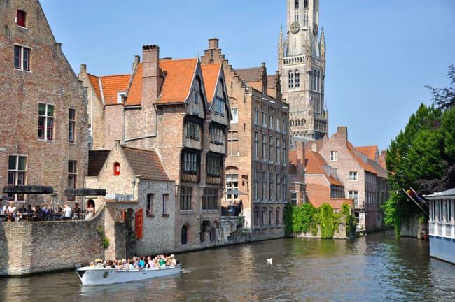 BoottochtBrugge - Dit zijn de 30 mooiste steden in Europa voor jouw volgende stedentrip