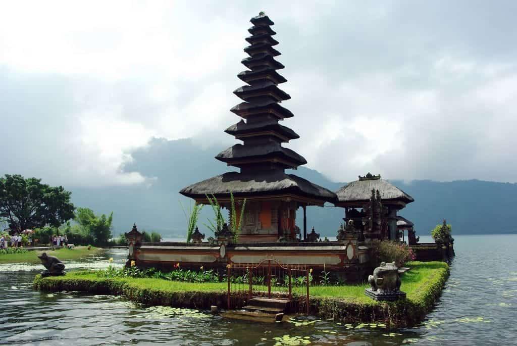 herfstvakantie zon Bali