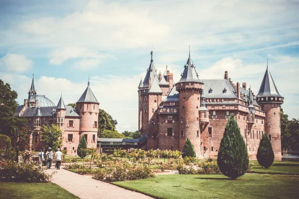 DeHaar4 - Kasteel de Haar bezoeken: onze zonnige middag in het grootste kasteel van Nederland