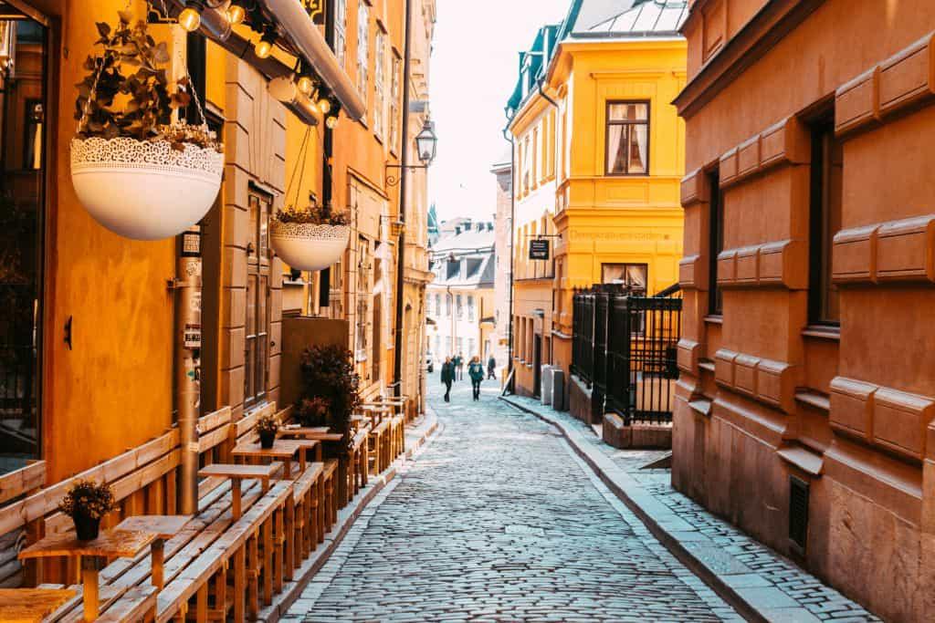 Stockholm6 - ZWEDEN REISGIDS
