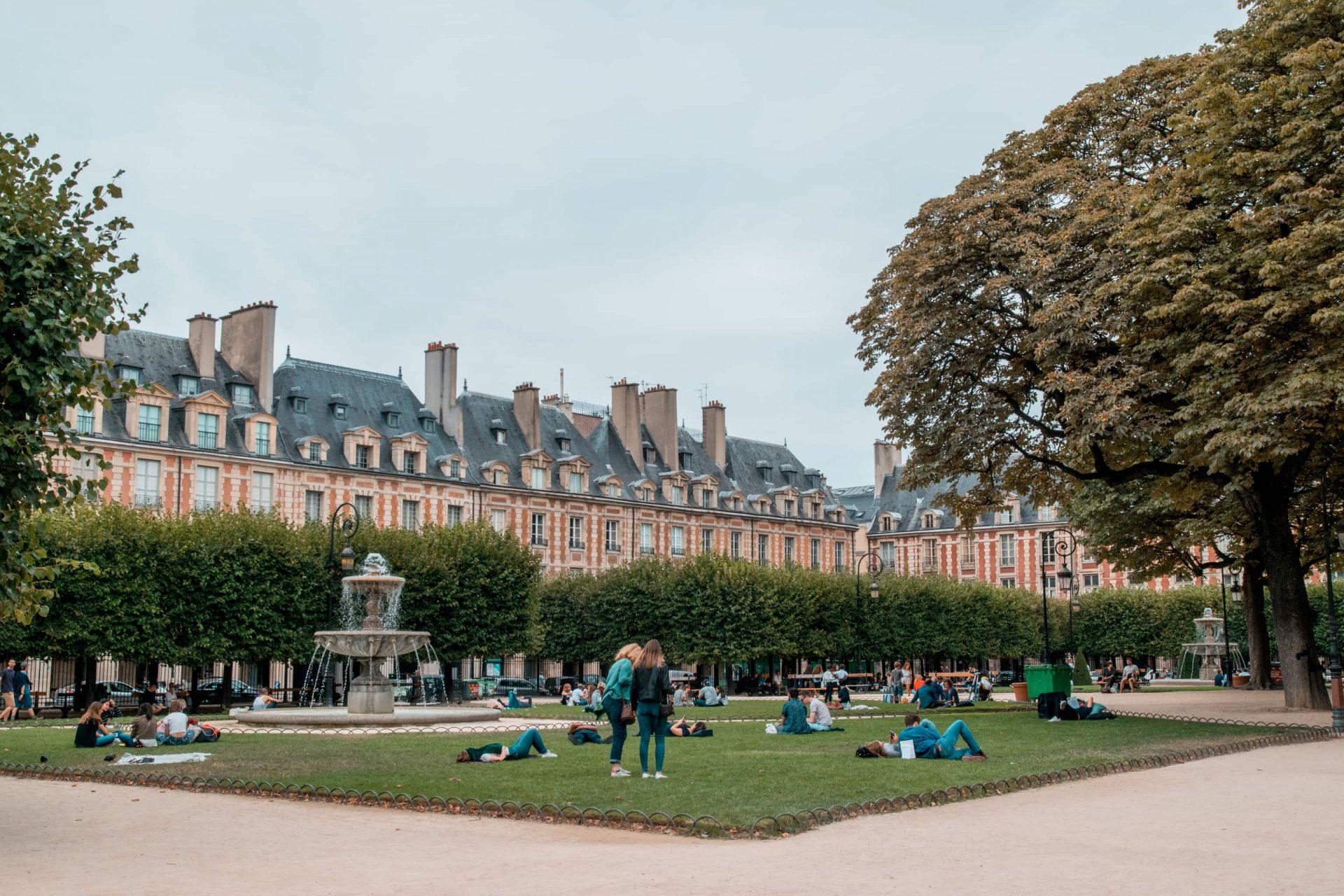 ParisMarais11 - Wandeling Parijs: de ultieme wandelroute langs alle hoogtepunten