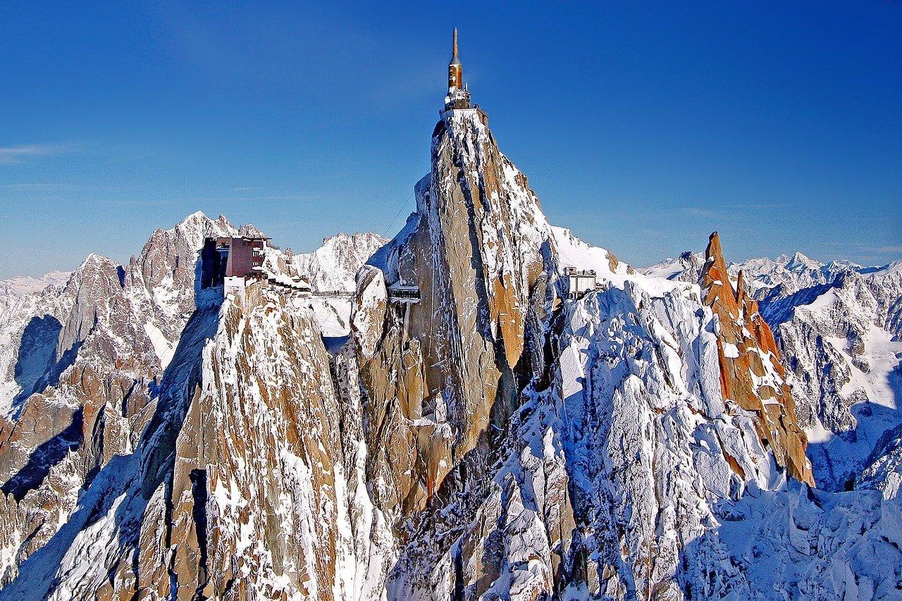 aiguille du midi 3003484 1280 - Dit zijn de 25 mooiste plekken in Europa die je in 2019 écht moet bezoeken