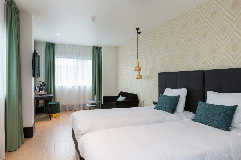 The James Rotterdam 1024x682 - De 12 leukste goedkope hotels in Nederland