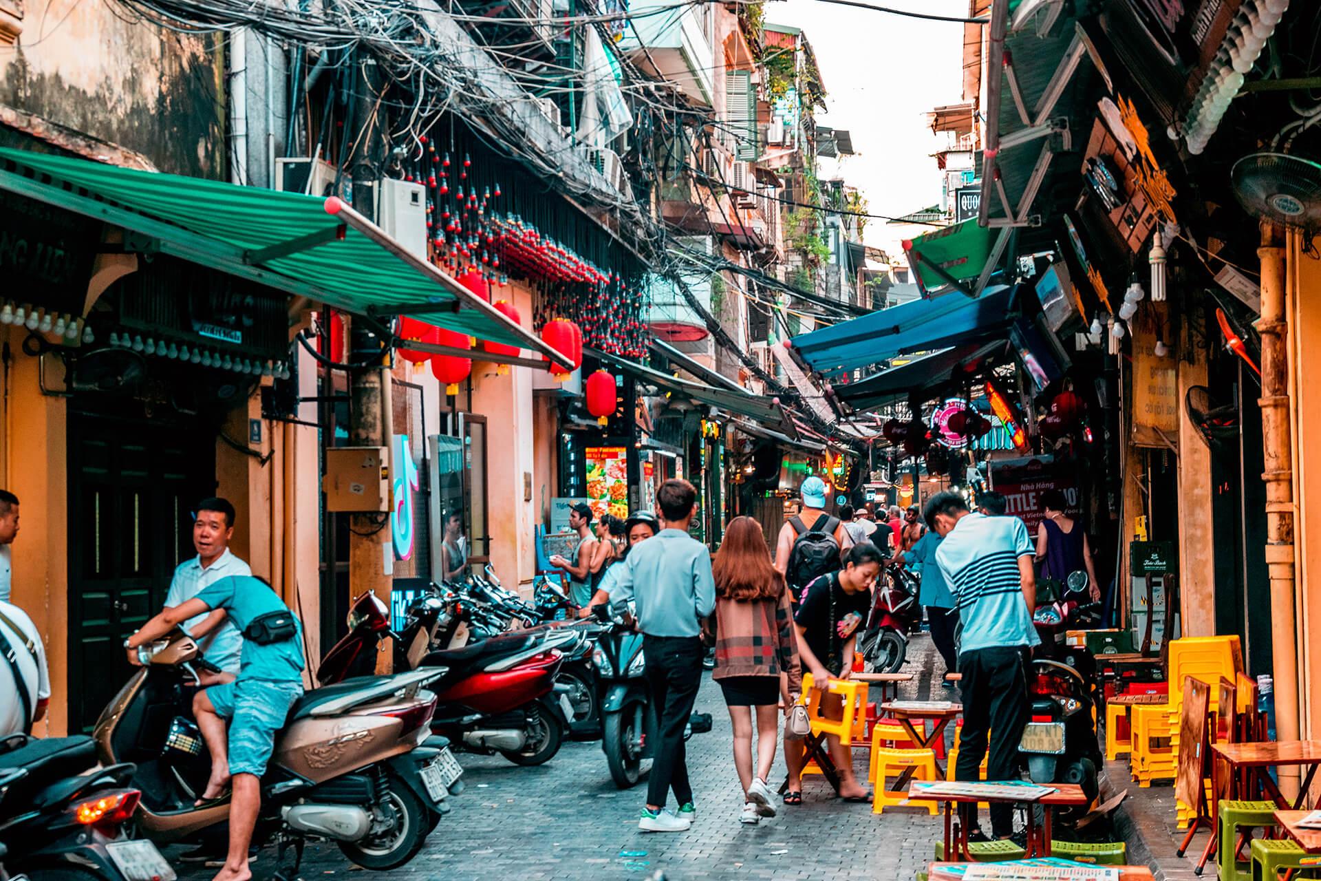 Hanoi15 - Top 11 Hanoi bezienswaardigheden die je niet mag missen (+ restaurant & hotel tips)
