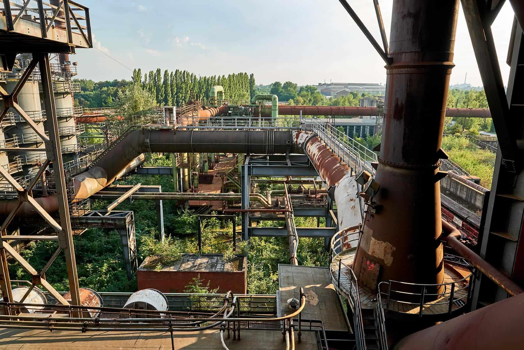 Landschaftspark Duisburg Nord cWaltzingMeurers low res - Urban Duitsland: dit zijn de tofste plekken in het Ruhrgebied (ja, echt!)