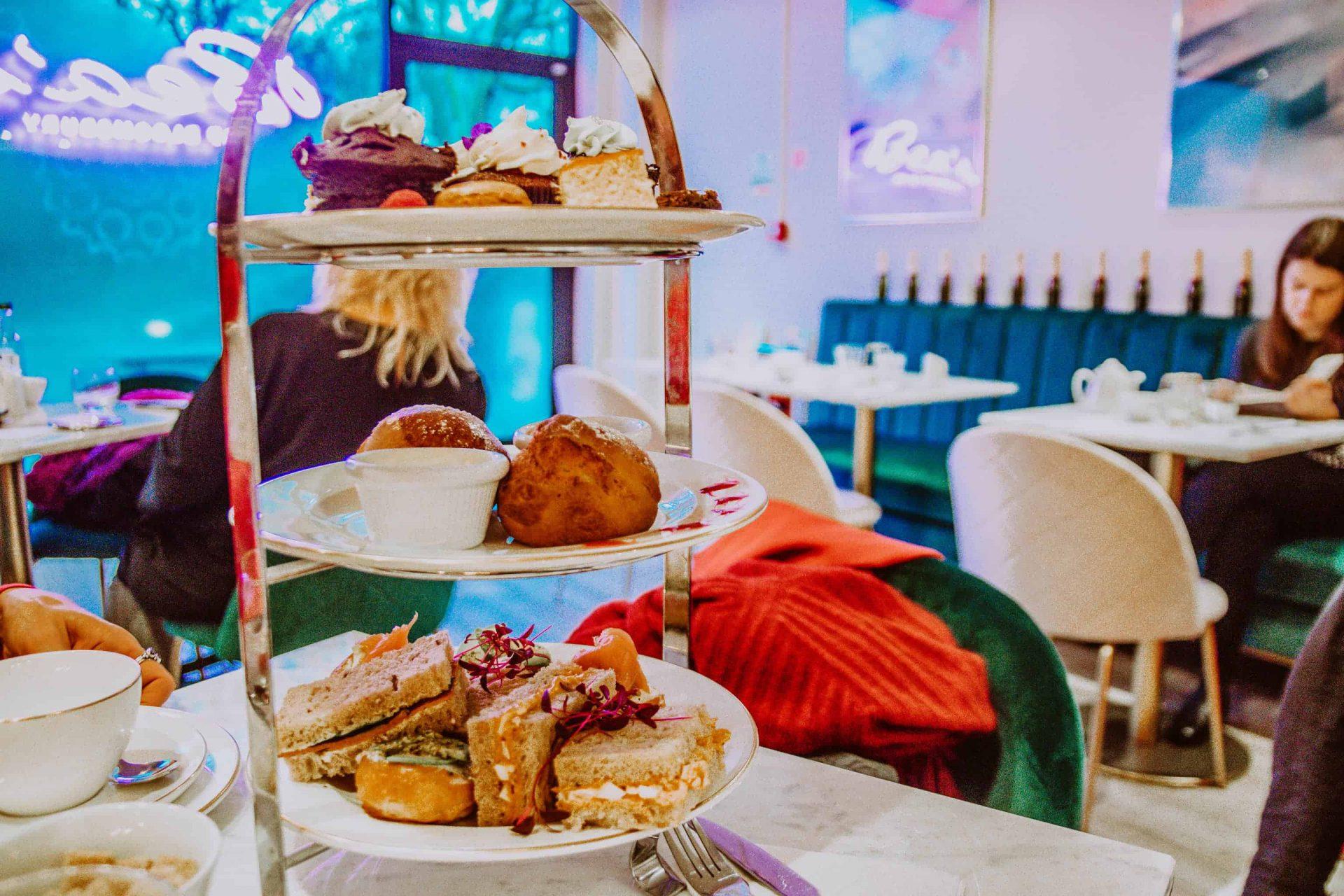 Dit zijn de beste plekken voor afternoon tea in Londen