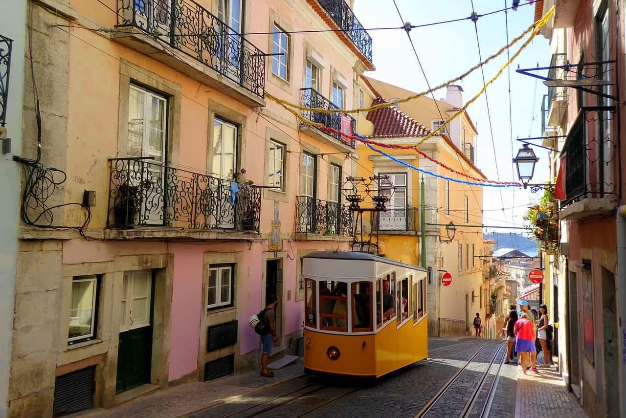 portugal lissabon pixabay - Waar te verblijven in Lissabon: de leukste wijken (+ hoteltips)