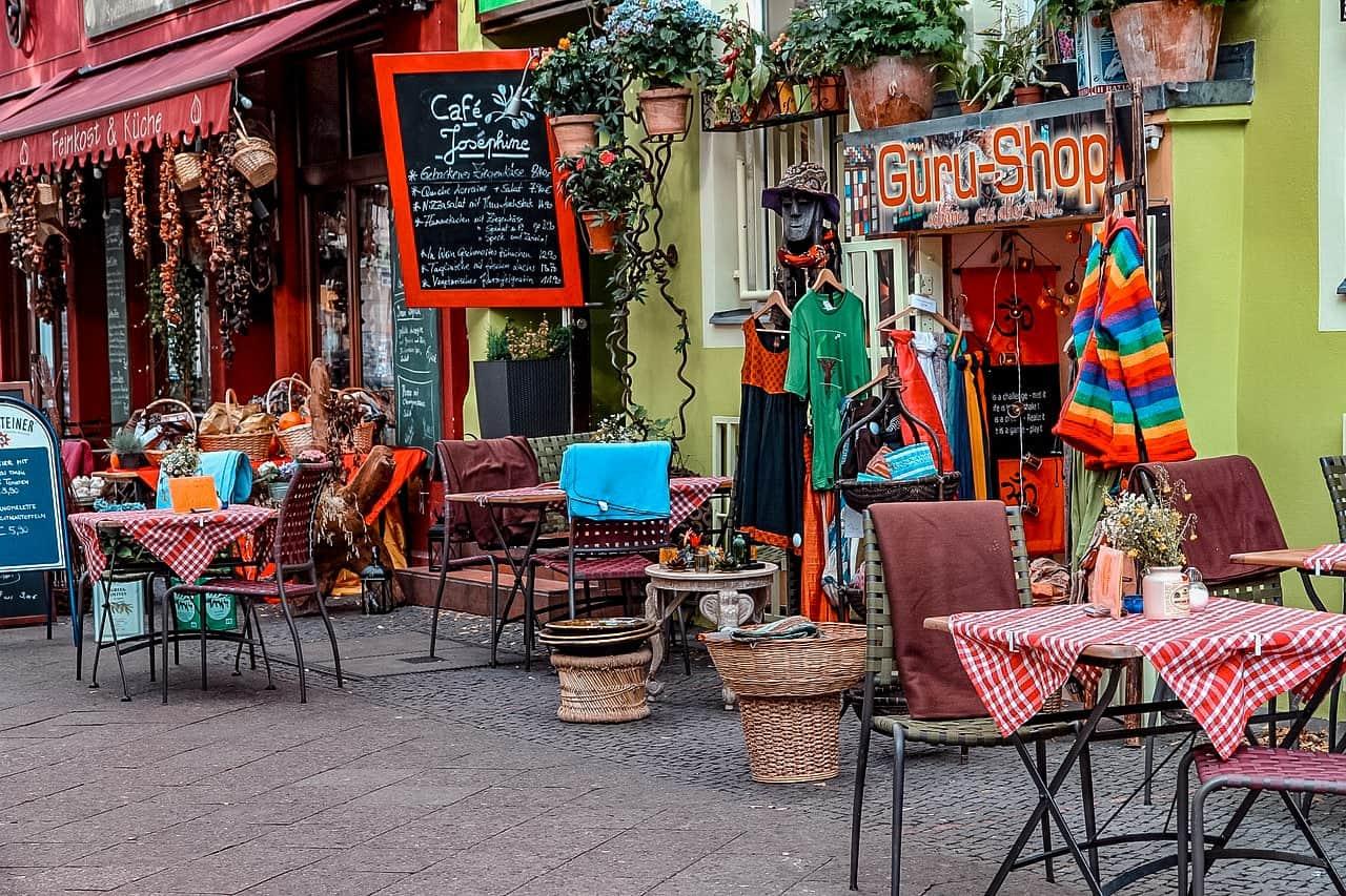 Berlin1 - Restaurants in Berlijn: 12x lekker eten & drinken in de Duitse hoofdstad