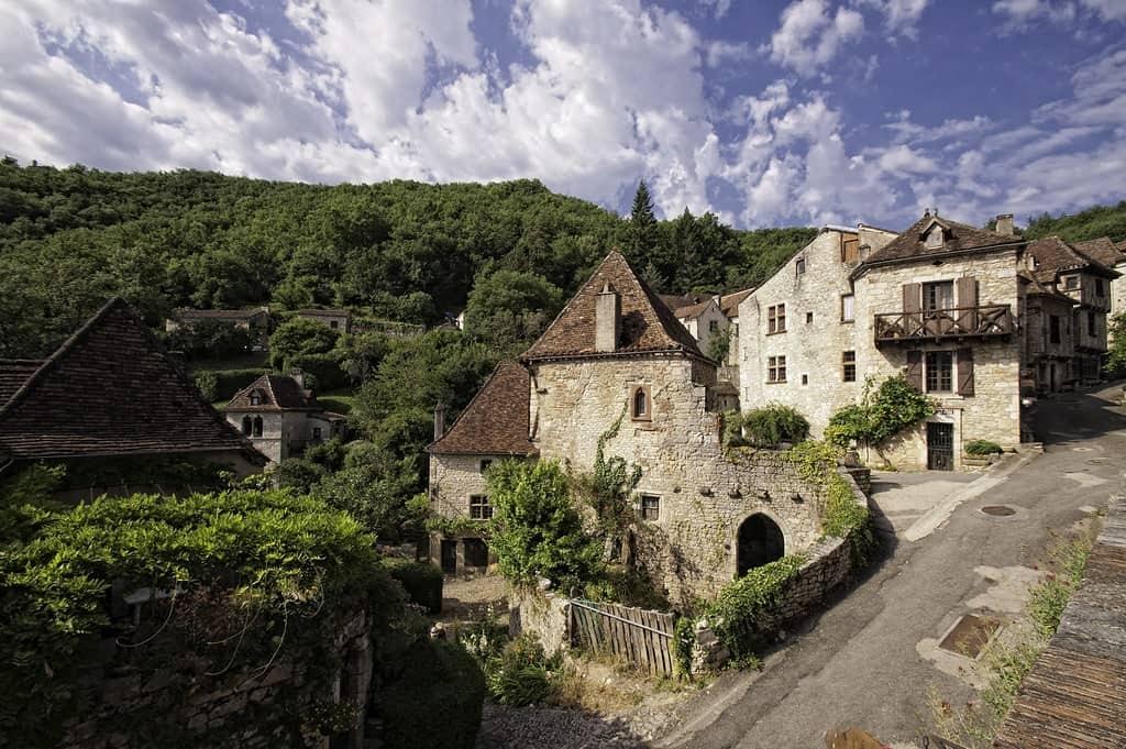 frankrijk saint cirq lapopie flickr - Schilderachtig en romantisch: de 15 mooiste dorpen in Frankrijk