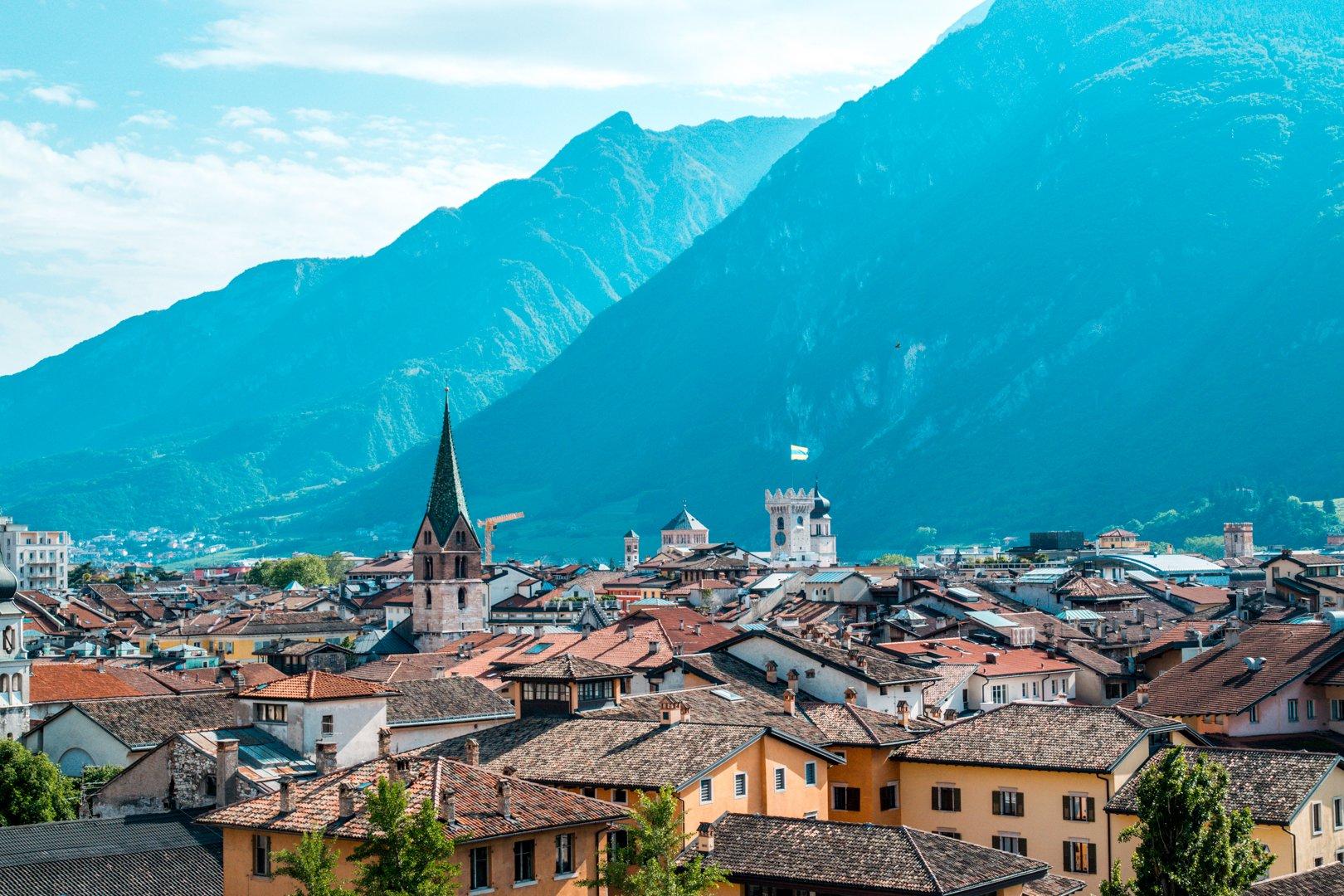 Wat te doen in Trento: de onbekende parel van Noord-Italië