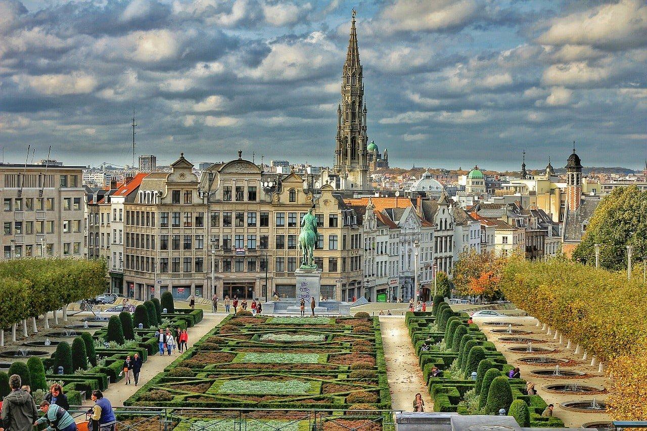 belgie brussel pixabay - De 14 mooiste plekken in België: steden, dorpen & natuur!