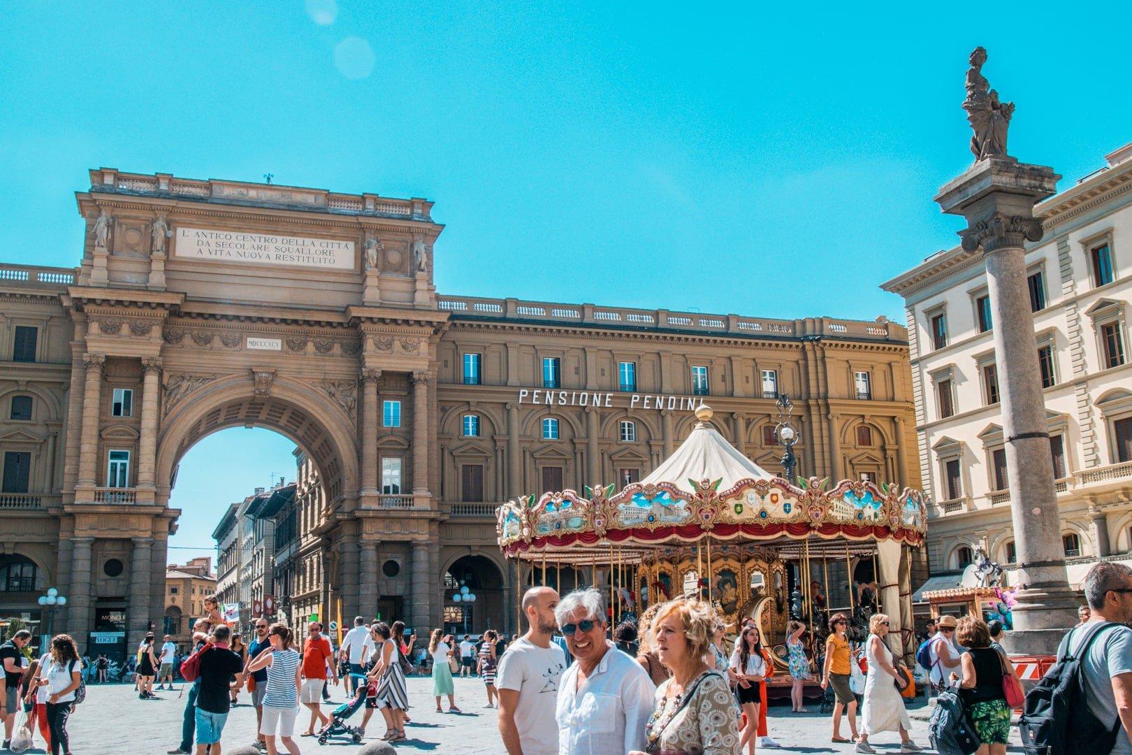 Florence16 - Florence bezienswaardigheden: 21 tips voor een leuke stedentrip