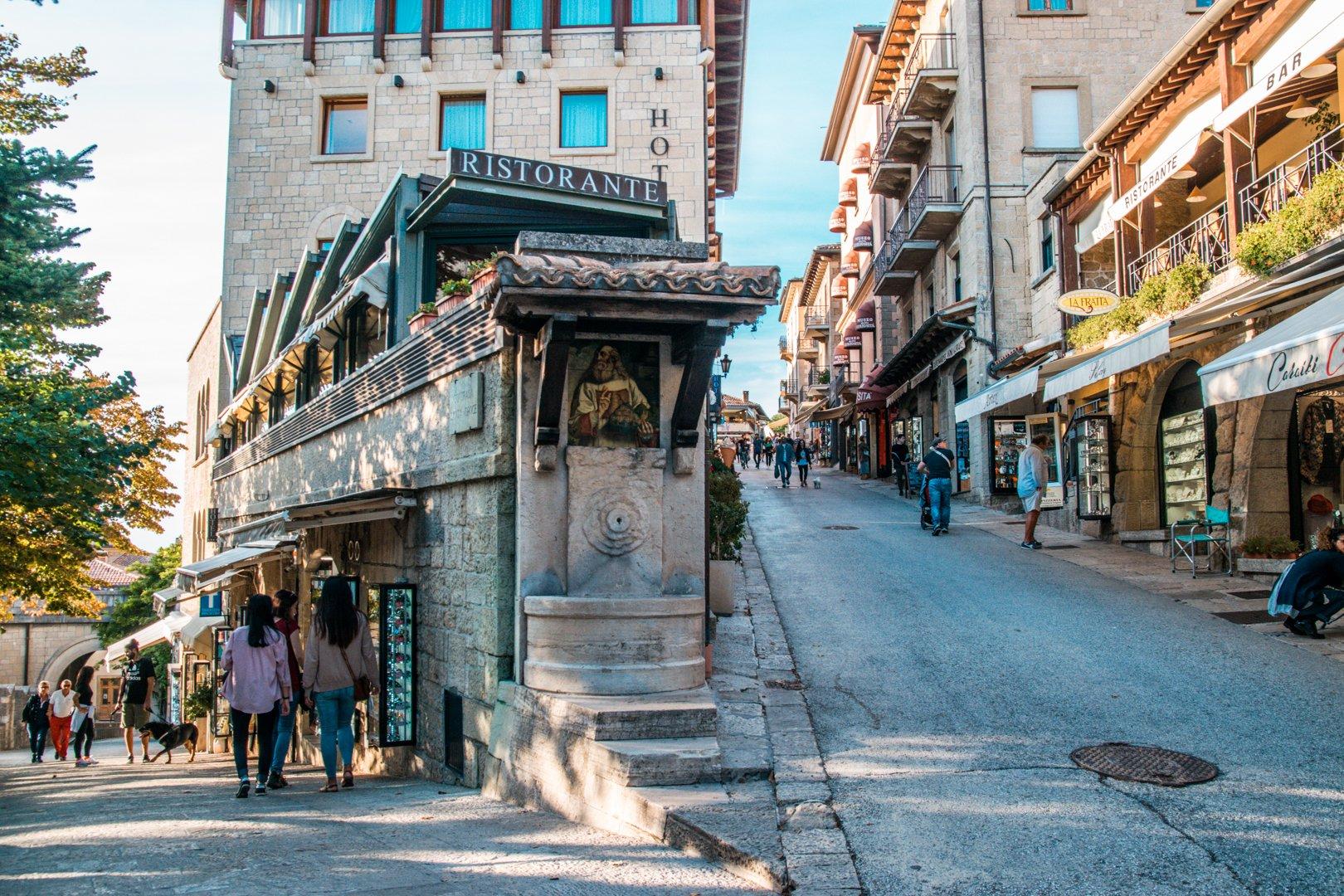 SanMarino46 - San Marino bezienswaardigheden: tips voor een dagtrip vanuit Italië