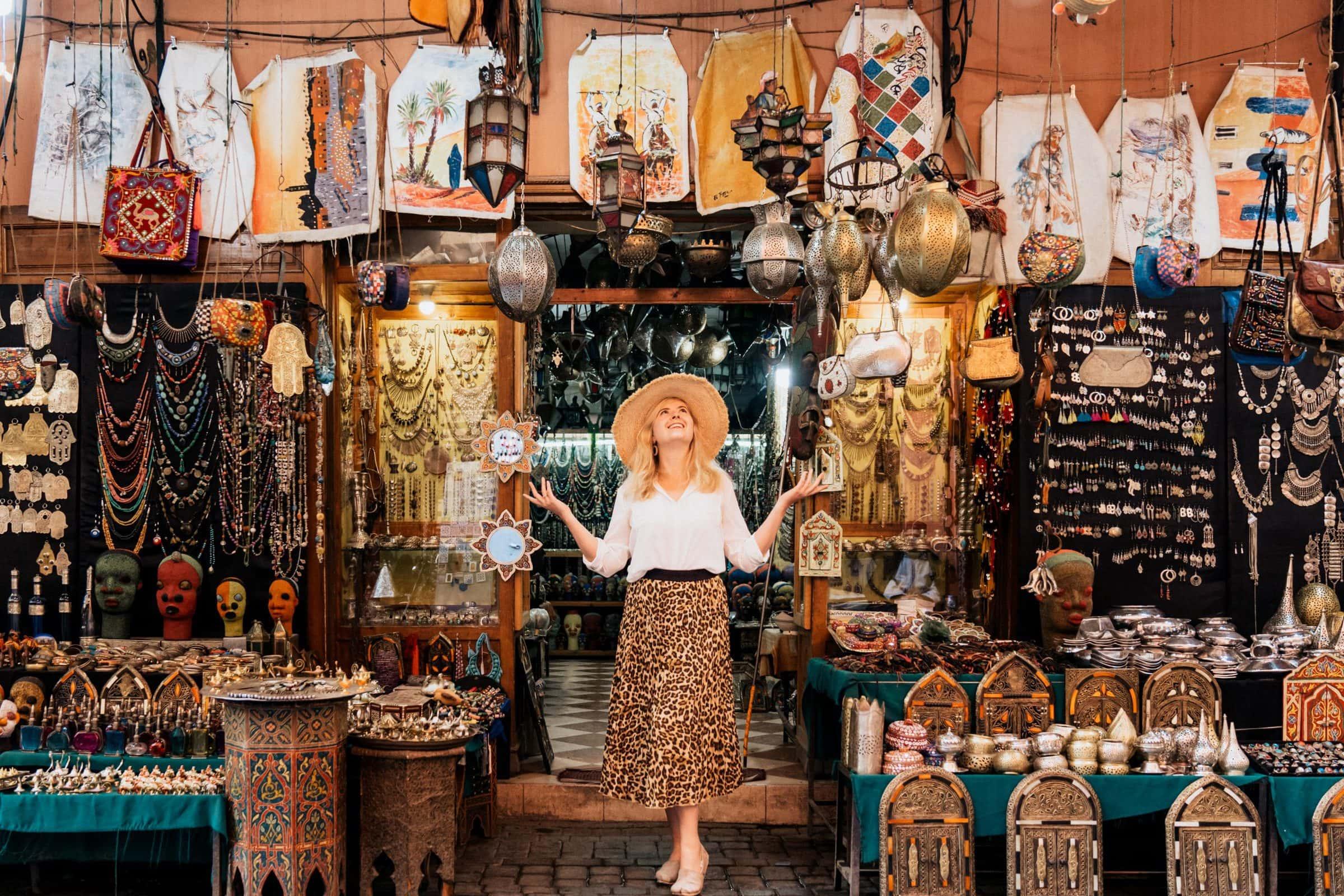 Bill Marrakech 15 scaled - Mijn Marrakech tips: 10 bezienswaardigheden die je niet mag overslaan op je stedentrip