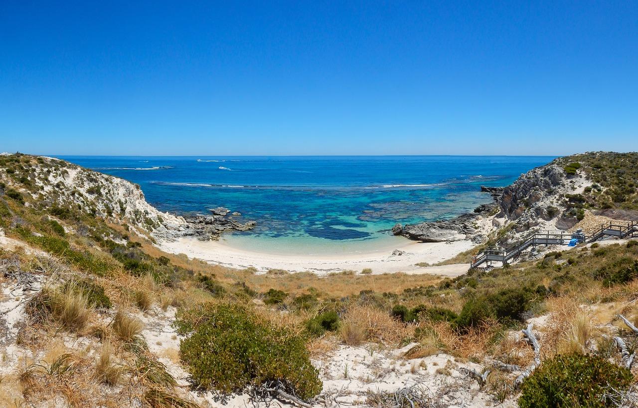 rottnest pixabay - De 30 mooiste plekken in Australië voor jouw rondreis