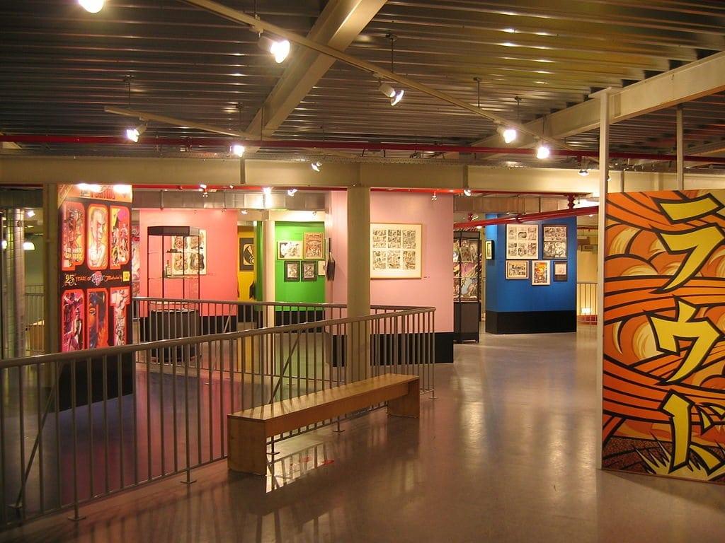 stripmuseum groningen wikimedia - De 16 mooiste plekken in Groningen voor een dagje uit (+ tips voor uitjes!)