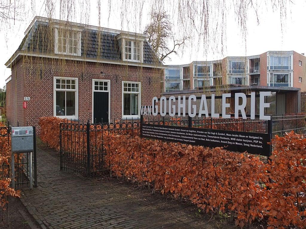van gogh wikimedia - De 18 mooiste plekken in Noord-Brabant voor een dagje uit!