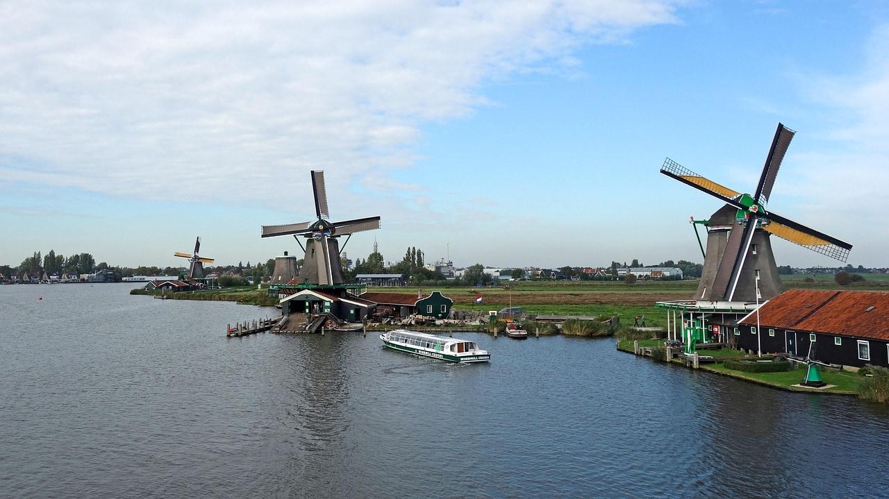 zaanse schans pixabay - De 18 mooiste plekken in Noord-Holland voor een dagje uit