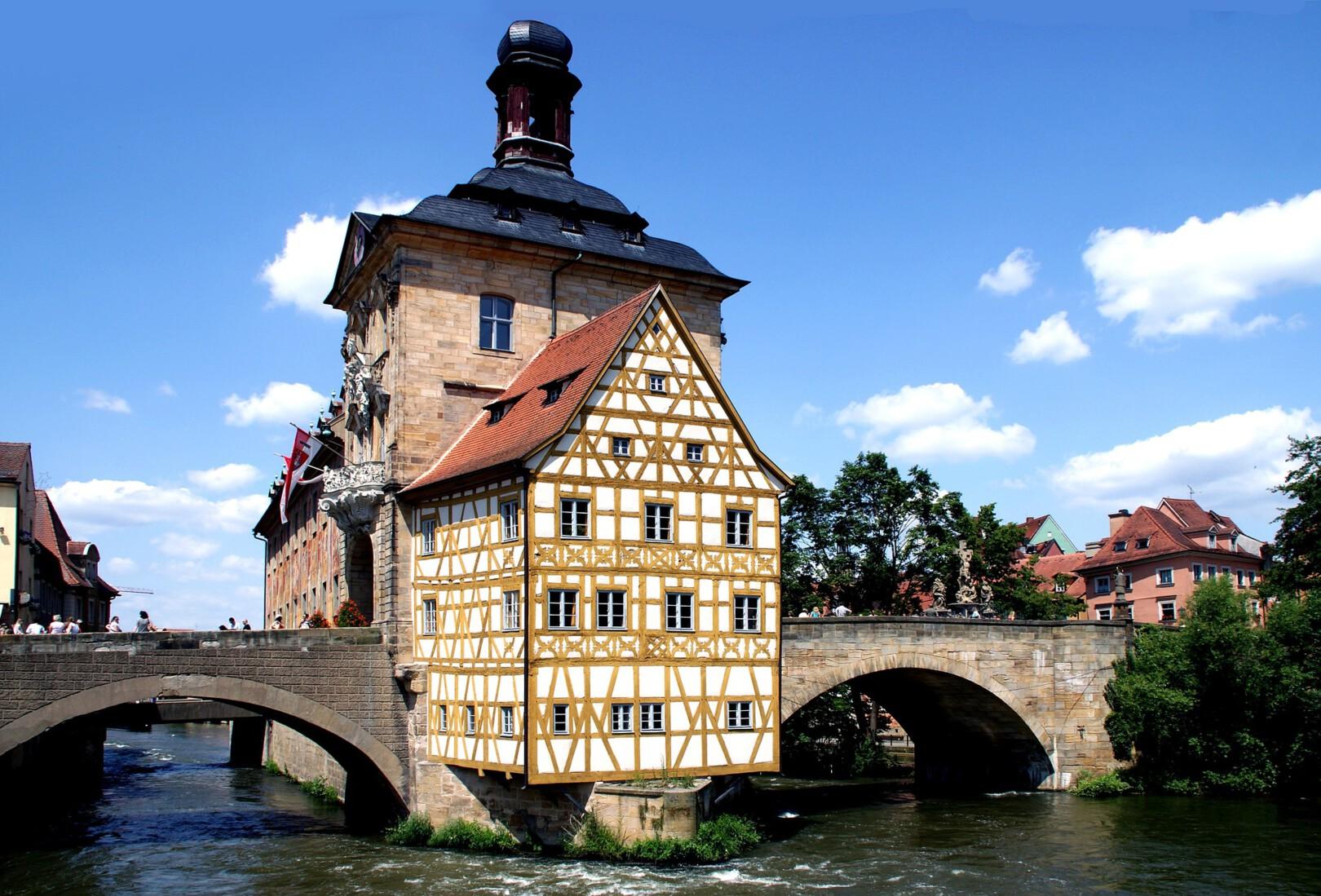 fachwerkhaus 941482 1920 - Dit zijn de 12 leukste dorpjes en kleine stadjes in Duitsland om te bezoeken!