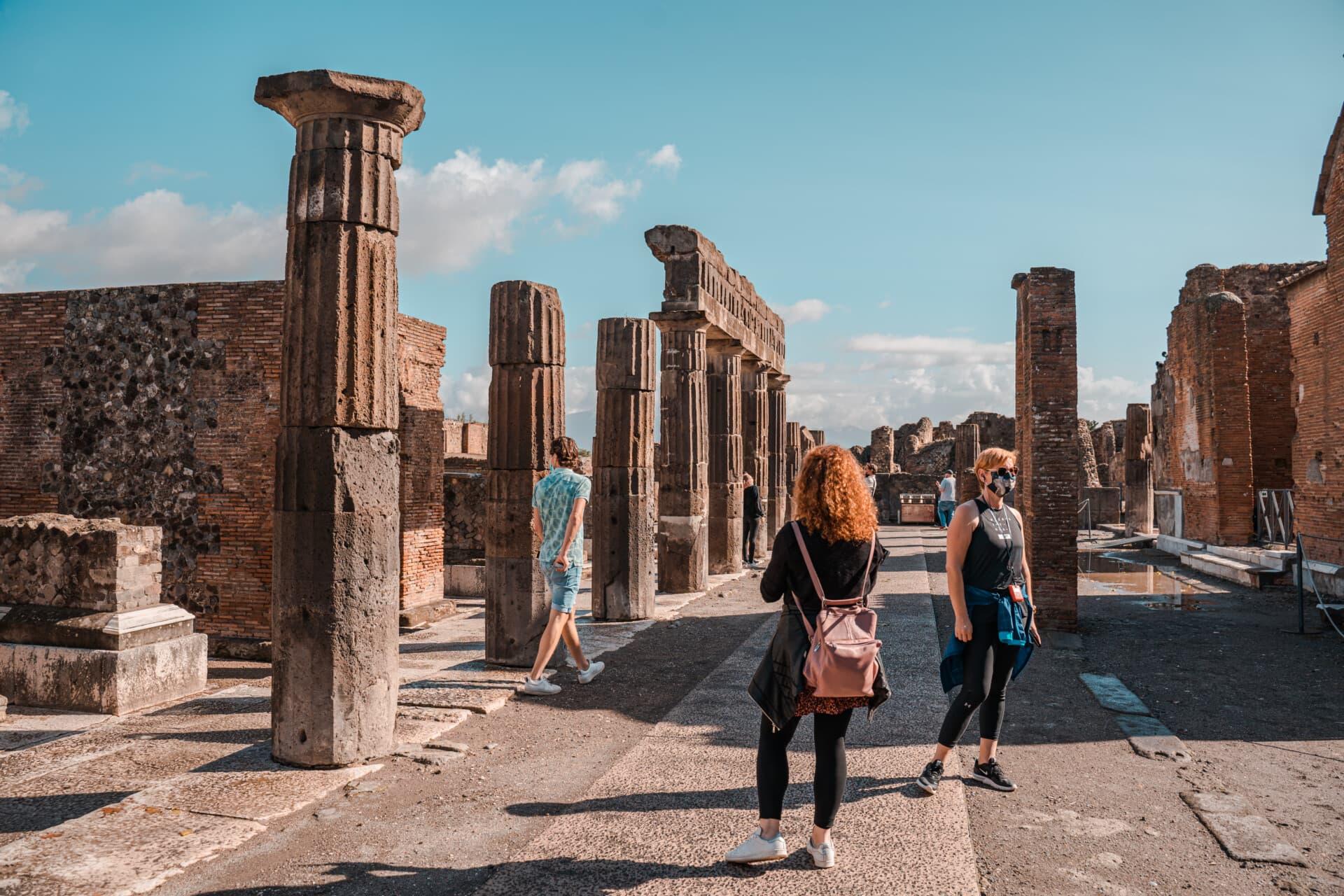 Pompei 08 - Pompeï bezoeken: alles dat je moet weten | Bezienswaardigheden & tips!